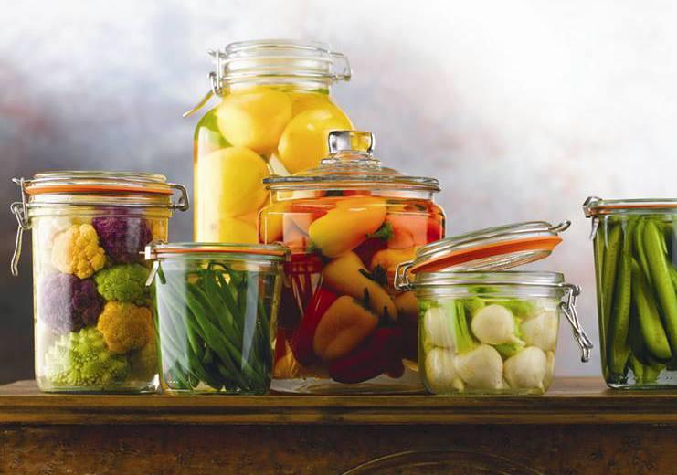 fermented food